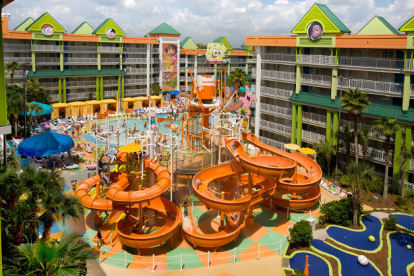 The Best Nick Hotel Deals and all you need to know about the Nick Hotel in Orlando Florida