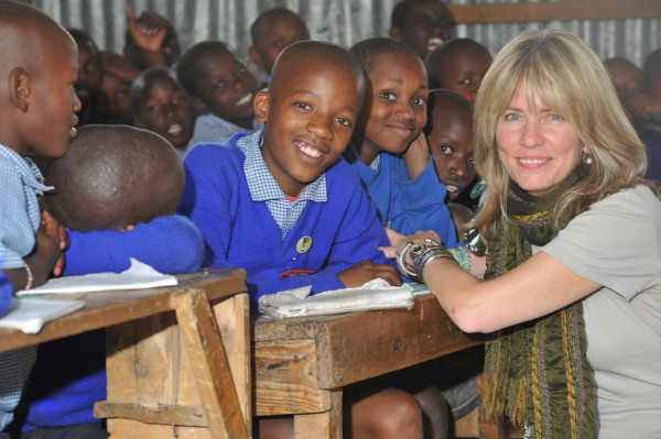 Nairobi Primary School that inspired Micato One for One Commitment