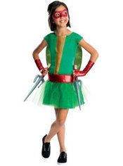 Do ninja turtle costumes really need to be sexy?