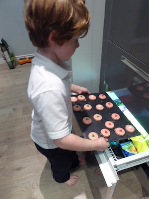 Easy Christmas Cookies for Kids