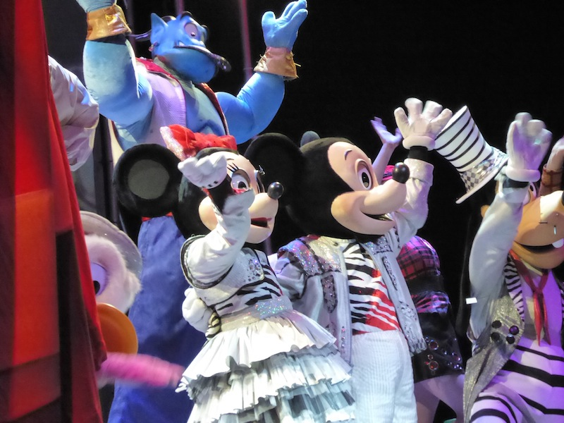 Mickey's Musical Festival