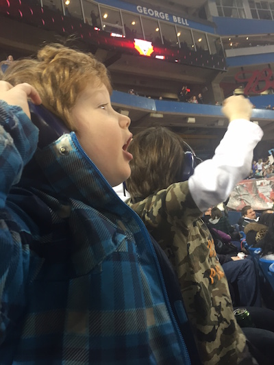 Maple Leaf Monster Jam