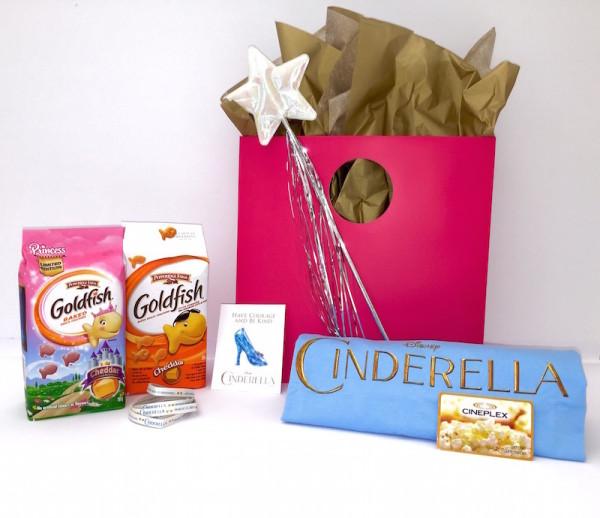 Cinderella Prize Pack