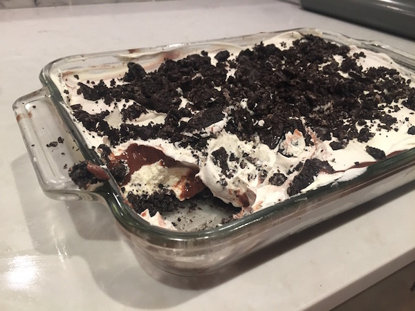 Oreo Lasagna Recipe