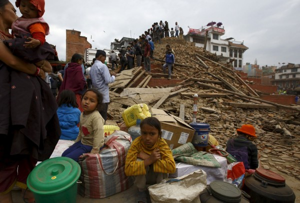 Where to Donate to Help Nepal