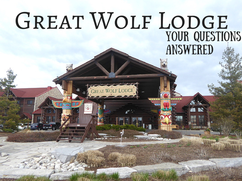 All Your Great Wolf Lodge Questions Answered