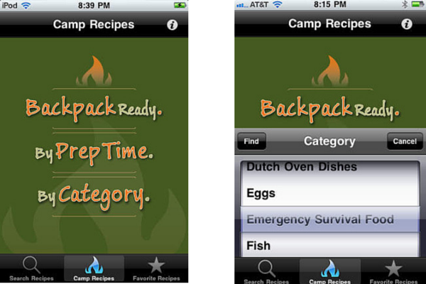 Best Camping Apps for families