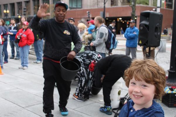 Boston Street Performers