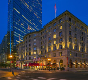 Fairmont Copley Plaza Boston