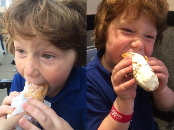 Mikes Versus Modern Pastry Boston