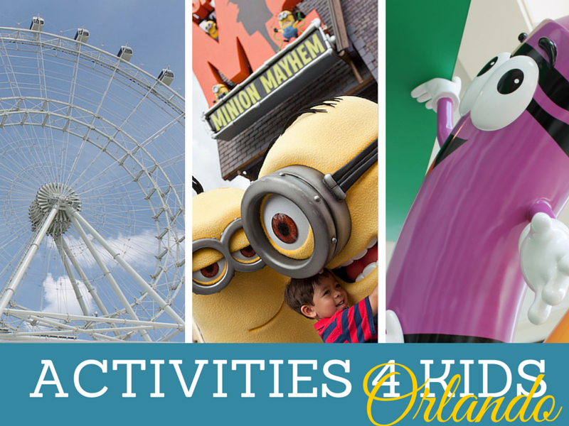 Activities for Kids Orlando