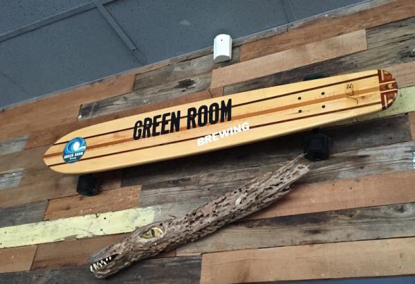 Green Room Brewing in Jacksonville, Florida