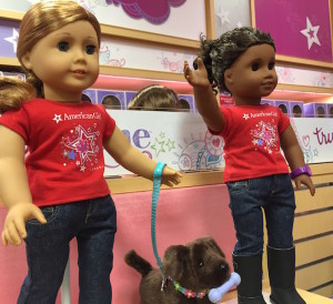 American Girl Specialty Boutique Indigo Kids