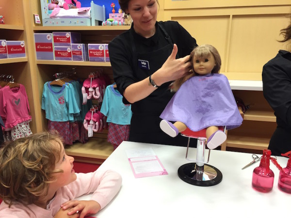 American Girl Boutique Toronto