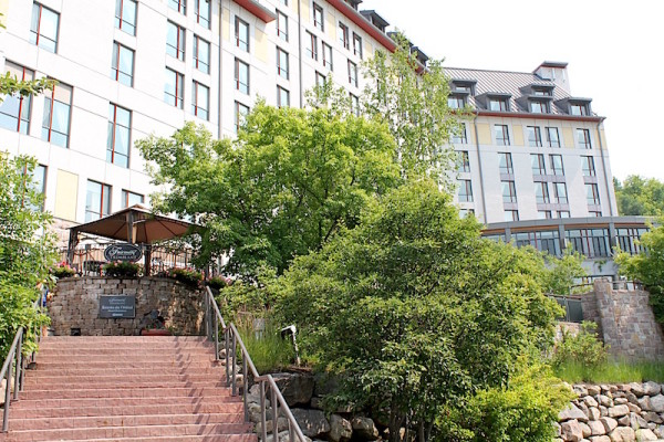 The Fairmont Tremblant in Mont Tremblant Quebec