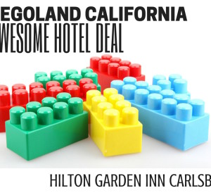 Legoland California Hotel Deal