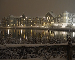 The best Blue Mountain Lodging: The Westin Trillium House