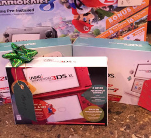 Enter to win prizes from Nintendo and Solo Mom Takes Flight