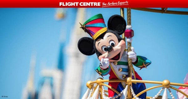 FlightCenter.ca Disney Vacation Giveaway