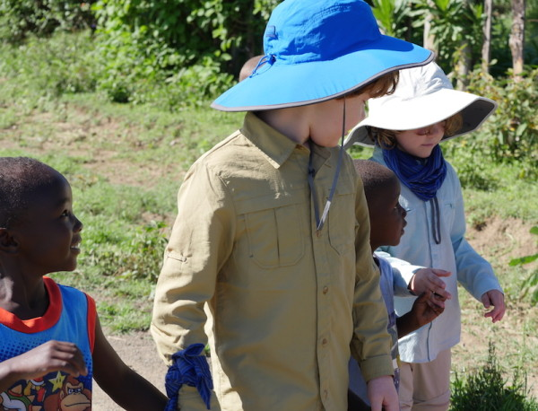 A personal look at what my kids learned in Kenya and what has changed since we've been home.