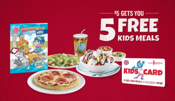 Kids Meal Screen Shot
