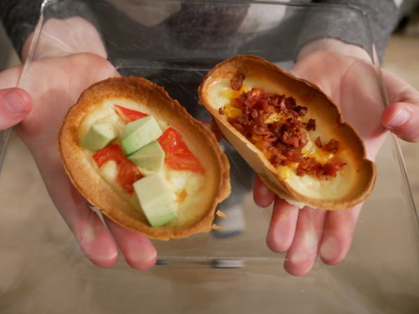 5 Favourite Holiday Food Hacks Using Old El Paso Tortilla Bowls
