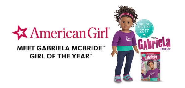 Indigo American Girl 2017 Girl of the Year Giveaway
