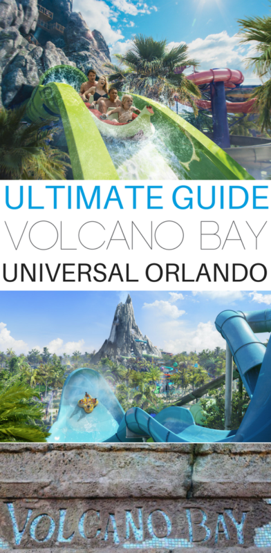 Tried and true Volcano Bay tips from a mom that's been there.