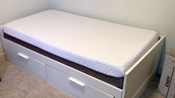 Back To School Endy Mattress Review Solo Mom Takes